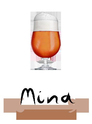 Mina - L'ambrata